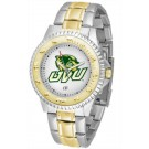 Utah Valley State (UVSC) Wolverines Competitor Two Tone Watch