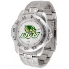 Utah Valley State (UVSC) Wolverines Sport Steel Band Men's Watch