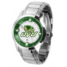 Utah Valley State (UVSC) Wolverines Titan Steel Watch