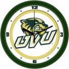 "Utah Valley State (UVSC) Wolverines Traditional 12"" Wall Clock"