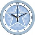 """Vanderbilt Commodores 12"""" Blue Wall Clock"""