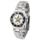 Vanderbilt Commodores Competitor Ladies Watch with Steel Band