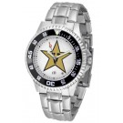 Vanderbilt Commodores Competitor Watch with a Metal Band