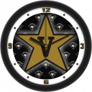 """Vanderbilt Commodores 12"""" Dimension Wall Clock"""