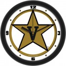 "Vanderbilt Commodores Traditional 12"" Wall Clock"