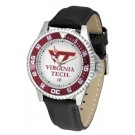 Virginia Tech Hokies Competitor Men's Watch by Suntime