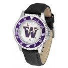 Washington Huskies Competitor Men's Watch by Suntime