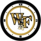 "Wake Forest Demon Deacons Traditional 12"" Wall Clock"