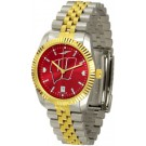 Wisconsin Badgers Executive AnoChrome Men's Watch by