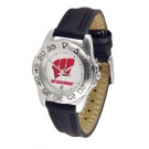 Wisconsin Badgers Gameday Sport Ladies' Watch