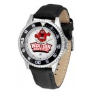 Western Kentucky Hilltoppers Competitor Men's Watch with Nylon / Leather Band