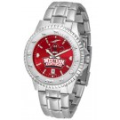 Western Kentucky Hilltoppers Competitor AnoChrome Men's Watch with Steel Band