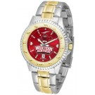 Western Kentucky Hilltoppers Competitor AnoChrome Two Tone Watch