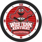 "Western Kentucky Hilltoppers 12"" Dimension Wall Clock"
