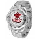 Western Kentucky Hilltoppers Sport Steel Band Men's Watch