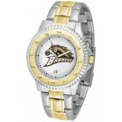 Western Michigan Broncos Competitor Two Tone Watch
