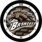 """Western Michigan Broncos 12"""" Dimension Wall Clock"""