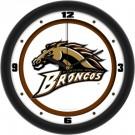 "Western Michigan Broncos Traditional 12"" Wall Clock"