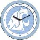 "Washington State Cougars 12"" Blue Wall Clock"