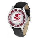 Washington State Cougars Competitor Men's Watch by Suntime