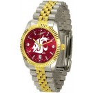 Washington State Cougars Executive AnoChrome Men's Watch by