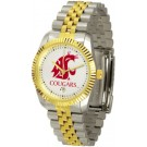 """Washington State Cougars """"The Executive"""" Men's Watch"""