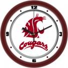 "Washington State Cougars Traditional 12"" Wall Clock"