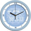 "Wright State Raiders 12"" Blue Wall Clock"