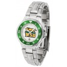 Wright State Raiders Competitor Ladies Watch with Steel Band