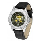 Wichita State Shockers Competitor AnoChrome Men's Watch with Nylon/Leather Band