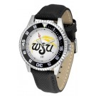 Wichita State Shockers Competitor Men's Watch by Suntime