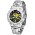 Wichita State Shockers Competitor AnoChrome Men's Watch with Steel Band