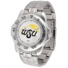 Wichita State Shockers Sport Steel Band Men's Watch