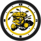 "Wichita State Shockers Traditional 12"" Wall Clock"
