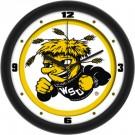 "Wichita State Shockers Traditional 12"" Wall Clock"