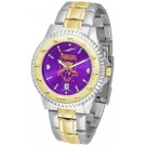 Weber State Wildcats Competitor AnoChrome Two Tone Watch