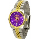 Weber State Wildcats Executive AnoChrome Men's Watch