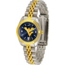 West Virginia Mountaineers Ladies Executive AnoChrome Watch by