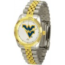 """West Virginia Mountaineers """"The Executive"""" Men's Watch by"""
