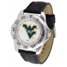 West Virginia Mountaineers Gameday Sport Men's Watch by Suntime