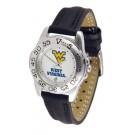 West Virginia Mountaineers Gameday Sport Ladies' Watch