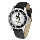 Wyoming Cowboys Competitor Men's Watch by Suntime
