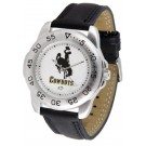 Wyoming Cowboys Gameday Sport Men's Watch by Suntime