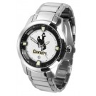 Wyoming Cowboys Titan Steel Watch by