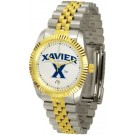 "Xavier Musketeers ""The Executive"" Men's Watch"