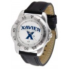 Xavier Musketeers Gameday Sport Men's Watch by Suntime