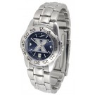 Xavier Musketeers Sport AnoChrome Ladies Watch with Steel Band