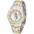 Youngstown State Penguins Competitor Two Tone Watch