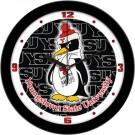 "Youngstown State Penguins 12"" Dimension Wall Clock"
