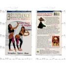 Bellydance Fitness: Hips, Buns, Thigh (Video) (VHS)
